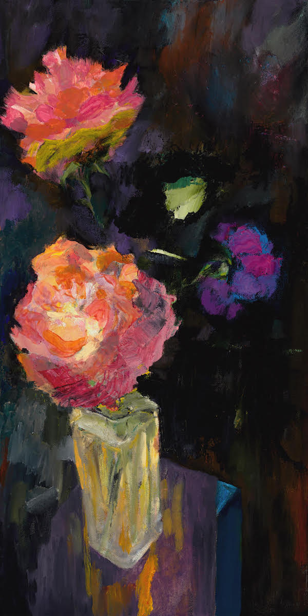 Pink Peonies by Paddy Hurley